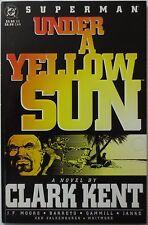 Superman: Under a Yellow Sun [nn] (1994, DC) Novel by Clark Kent (C1754)