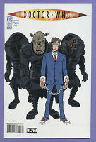 Doctor Who #3 (Sep 2009, IDW) Fugitive (Cover A) Grist Tony Lee Matthew Smith L