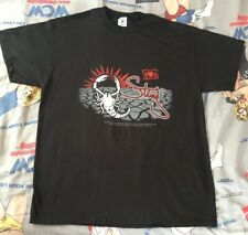 Sting nWo T-Shirt WCW New World Order 1998 authentic scorpion wolfpack XL
