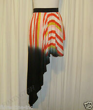"BNWT:BEAUTIFUL SASS&BIDE TIE DYED STRIPED OMBRE SKIRT AUS/UK 8 ""QUEENIE"""