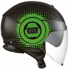 Not Rated Thermo-Resin Matt AGV Motorcycle Helmets