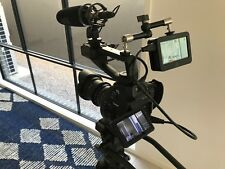 Canon C100 Dual Pixel and all accessories for a video studio