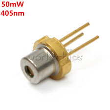 SLD3232VF 405nm 50mw CW Violet/ Blue Laser Diode LD Fit For SONY