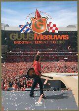 Guus Meeuwis : Groots met een zachte G 2010 (DVD)
