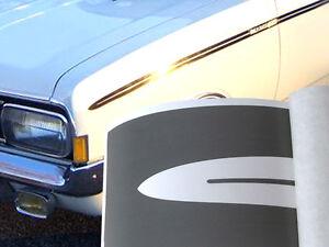 Lackierschablone Zierstreifen Opel Rekord C Sprint CIH 2-Türer