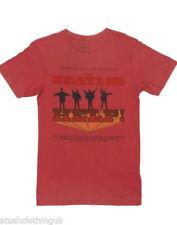 Camisetas de hombre de manga corta color principal rojo talla M