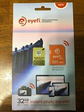 Eye-Fi Mobi PRO 32GB WiFi SDHC CARD EyeFi SD Card Wi-Fi CLASS 10