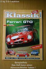 Motor Klassik 12/00 Ferrari GTO Opel Admiral Bitter CD