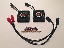 WTF3010 30mm Motor Fans 2-pack. Receive In 1-3 Days. USA Seller