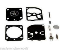 "ZAMA CARBURETOR repair rebuild kit C1S-119 C1Q-S120 C1Q-S121 ""US Seller"""