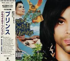 PRINCE Graffiti Bridge FIRST PRESS JAPAN CD OBI WPCP-3640 The Time Mavis Staples