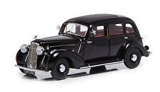 Esval 1938 Humber Super Snipe Saloon with 3 side windows 1:43 Black