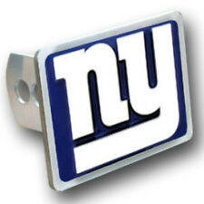 New York Giants Trailer Hitch Cover [NEW] NFL 3D Metal Truck Car Zinc Auto CDG