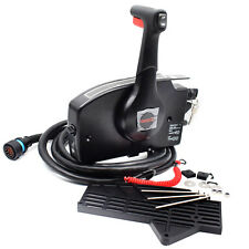 Mercury Outboard Engine Side Mount Remote Control Box With 14 Pin New Arrival
