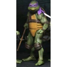 """4 Set Teenage Mutant Ninja Turtles 1990 - Donatello Raphael 7"""" Action Figure NW"""