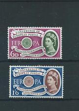 wbc. - GB - MOUNTED MINT - COMMEMS - 1960 - EUROPA