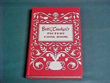 Betty Crocker's Picture Cook Book by Betty Crocker 1998, Illustrated 50's Repro