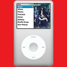 ✔ NEW APPLE IPOD CLASSIC 7TH GEN GENERATION SILVER 160GB MC297LL ✔