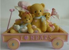 Cherished Teddies - Gary, Eleanor, Sheila & Susanna #4042748