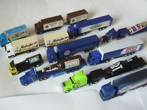 Set 35 cars with advertising