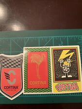 Lot Of 3 Cortina Bearings Skate Skateboard Stickers Laptop Cell Phone Decal A