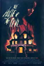 THE HOUSE OF THE DEVIL Movie POSTER 27x40 Jocelin Donahue Tom Noonan Mary