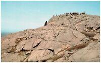 Mount Monadnock NH Summit Picture Postcard Vintage