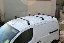 Pour S'adapter 08 - 16 PEUGEOT PARTNER TEPEE Galerie de toit barres + charge arrête 3 bar système