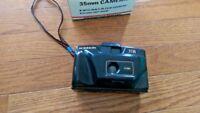 Rokinon 35H Auto Fixed Foucs 35mm Lens Camera - UNTESTED