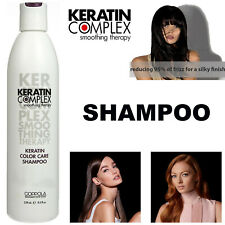 PETER COPPOLA Keratin Complex Smoothing Therapy COLOR HAIR CARE SHAMPOO No Frizz