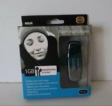 RCA 1GB FLASH MP3 WMA MUSIC PLAYER +Expandable Micro-SD +Digital Voice Recording