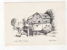 Castle Mill Dorking Keith Charles Art Postcard 714a