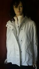 100% Authentic Burberry two in one jacket and vest, basic coat size  8