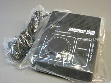 MRC RAILPOWER 1300 TRANSFORMER for ho n and z scale trains dc MRC AA300-BULK NEW