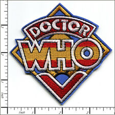 10 Pcs Embroidered Iron on patches Doctor Who TV ahow AP025dB