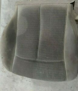 02-06 Nissan Altima Driver Left Front Seat Bottom Cushion  Electric Seat Tan OEM