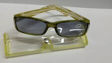 Sun Readers Tinted Reading Glasses, Yellow, +2.25, with Case