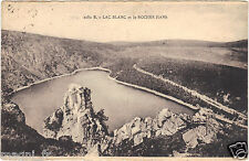 Le lac Blanc et le rocher Hans (H9111)