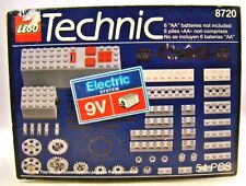 Lego Technic 8720 Power Pack 9V Electric System New Sealed