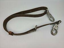 Bashlin Lineman Safety Strap 54n 2l Belt Attachment
