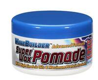 WaveBuilder Advanced Formula Super Wax Pomade, 3.5 oz (Pack of 2)