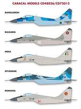 CARACAL 1/48 Global Air Power Series No. 2 # 48026