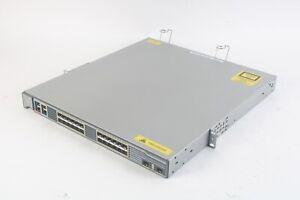 Cisco ME-3600X-24FS-M Éthernet Accès Enterprise Réseau Switch W/ Rack Oreille
