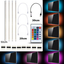5V USB Powered RGB Colour Change 5050 LED Strip Computer USB TV Backlight Light