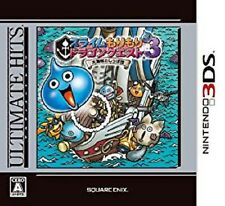 ULTIMATE HITS Slime Mori Mori Dragon Quest for 3DS Cheap edition Japanese
