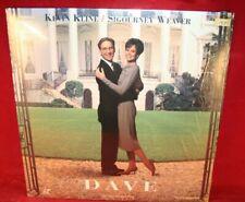 Laserdisc I * Dave * Kevin Kline Sigourney Weaver Frank Langella Widescreen