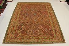 Exclusive Nomads Kelim Fine Unique Fine Persian Rug Oriental Rug 4,15 x 3,24
