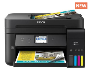 Epson WorkForce ET-4750 Colour Inkjet All-In-One Printer NEW