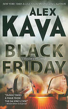 NEW Black Friday (A Maggie O'Dell Novel) by Alex Kava