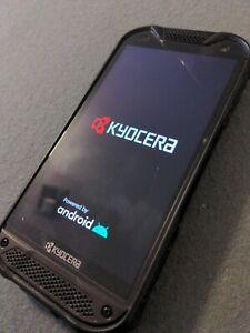 Kyocera DuraForce Pro 2 64GB Black Verizon Durable Smartphone Rugged E6910